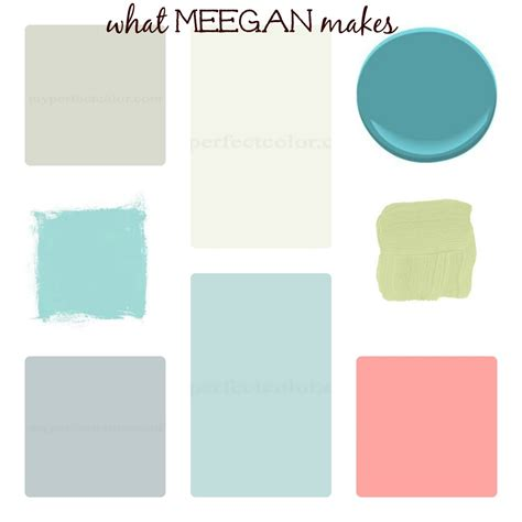 the monday blues for paint palette what meegan makes