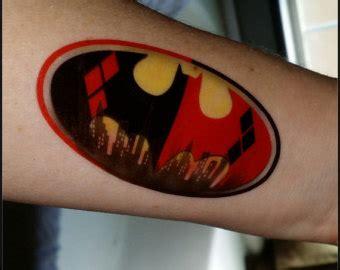 batman harley tattoo 65 cool harley quinn tattoos