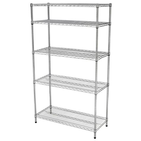 hdx wire shelving hdx 4 shelf 72 in h x 36 in w x 16 in d wire unit in black price tracking
