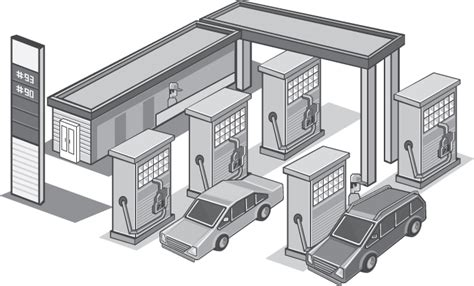 diagram of a gas station drawing new wiring diagram 2018