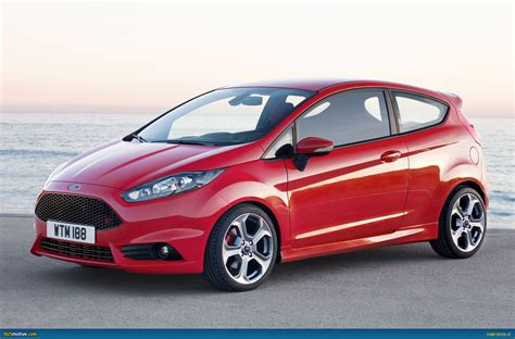 Ford Fiest St by Ausmotive 187 Geneva 2012 Ford St