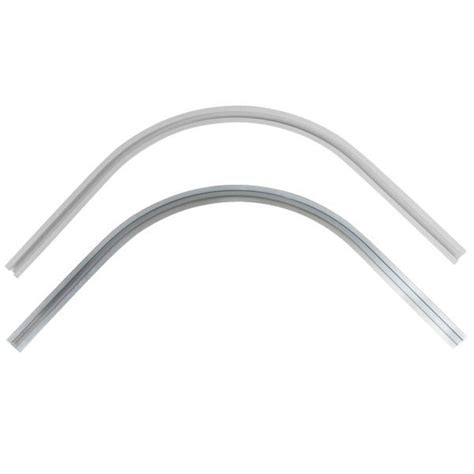 Curved Ceiling Curtain Track by Curved Curtain Track 90 Degree