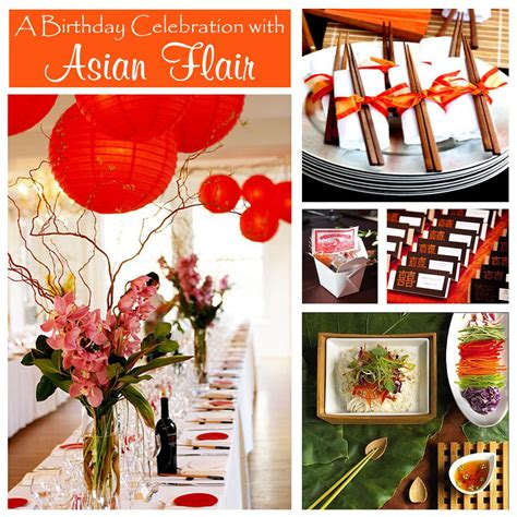 asian themed decorations show your creativity and talent using creative