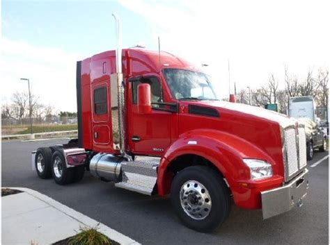 Dump Truck With Sleeper by Kenworth T880 In Maryland For Sale Used Trucks On