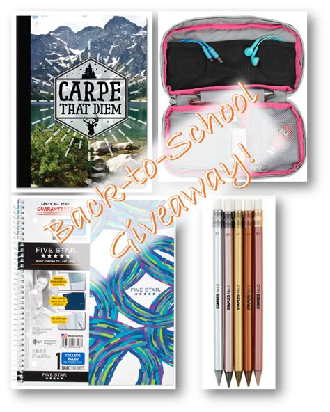 Prize Pack Giveaway - back to school with staples prize pack giveaway schoolhappens rural mom