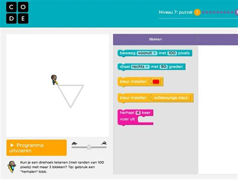 coding level 4 17 beste afbeeldingen codekinderen programmeren op