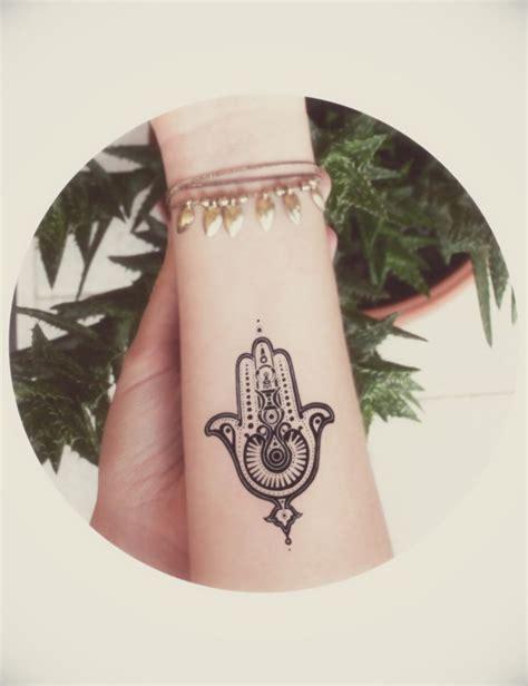 hamsa tattoo small fatima tattoos fatima