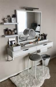 Makeup Vanity Shelf 1000 Ideas About Modern Makeup Vanity On Box
