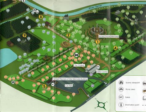 national memorial arboretum ton class association