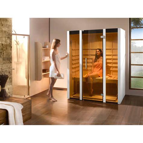 Sauna Infrarotkabine by Weka Infrarotkabine 556 Gr 1 Kaufen Bei Obi