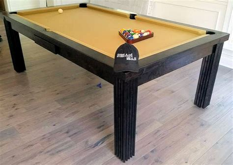 elvis dining room pool tables