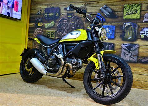 Ducati Motorrad Scrambler by Ducati Scrambler 2015