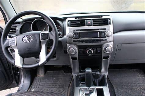 Toyota 4runner Interior Pics by 2012 Toyota 4runner Interior Pictures Cargurus