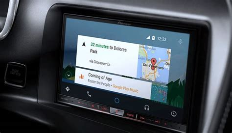 Android Auto Unit by S Android Auto Launches With Aftermarket Devices
