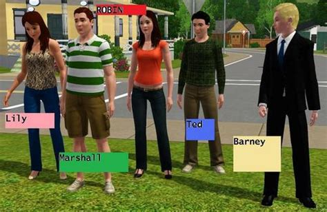 how i met my the sims 3 images how i met your my sims hd wallpaper and background photos