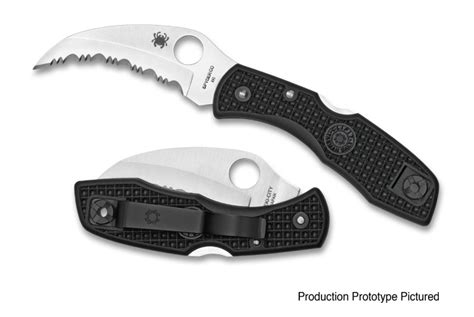 spyderco merlin spyderco tasman salt c106 knife model