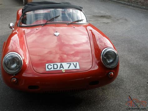 Porsche 550 Kit Car For Sale by Porsche 550 Spyder Technic Kit Car