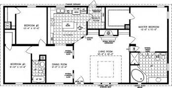 Liberty Mobile Homes Floor Plans 1400 to 1599 sq ft manufactured home floor plans