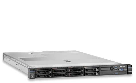 Server Lenovo System X3550 8869c2a Rack 1u system x3550 m5 rack server lenovo uk