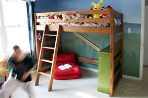 Bunk Bed Top Only How To Turn A Bunk Bed Into A Loft Bed