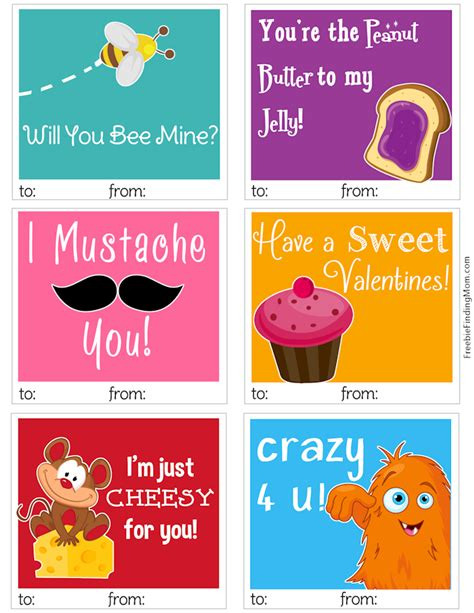 happy valentines day printable free printable s day cards