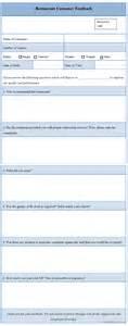 editable customer feedback survey template for