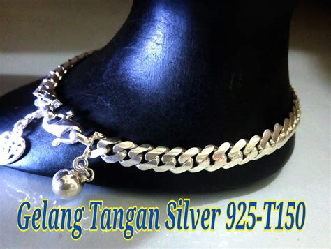 Gelang Slver Net gelang tangan silver 925 14 end 10 27 2017 7 15 pm myt
