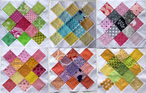 How To Make Quilt Blocks by Square Block Quilts Wombat Quilts