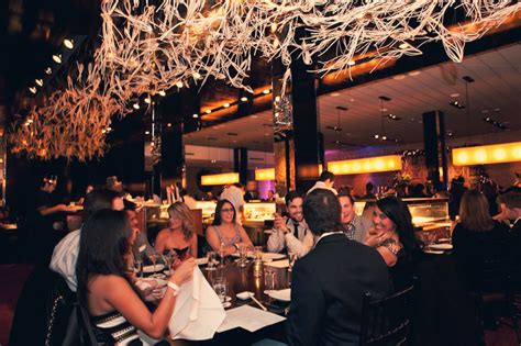 Stanley Dining Room by Restaurant And Nightclub Development Chicago Rockit Ranch