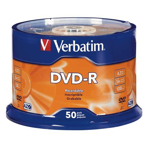 Dvdr Verbatim verbatim dvd r grand