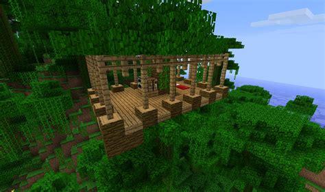 minecraft home ideas jungle biome home ideas screenshots show your creation