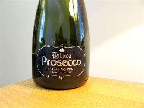 Wine Casual laluca prosecco a basic sparkling wine wine casual