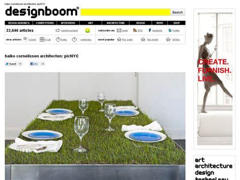 designboom about haiko cornelissen architecten designboom