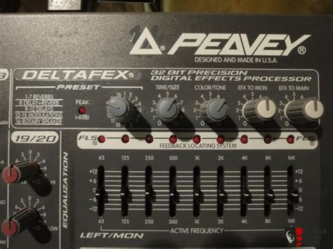 Mixer Peavey China peavey powered mixer pictures