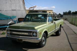 California Chevrolet 1970 Chevy California Sport Truck 20
