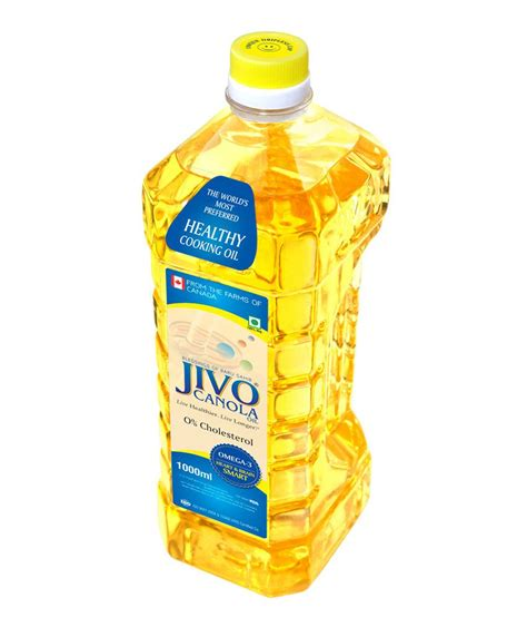 Minyak Canola Canola 5 Ltr jivo wellness canola buy jivo wellness canola at best prices in india snapdeal