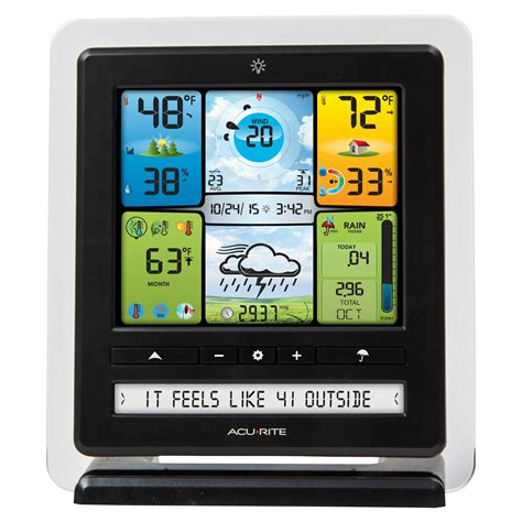 acurite 02064 wireless weather station with pc