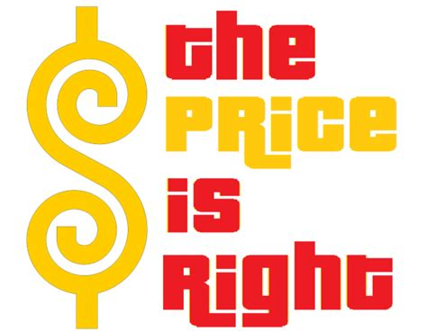 come on to the price is right