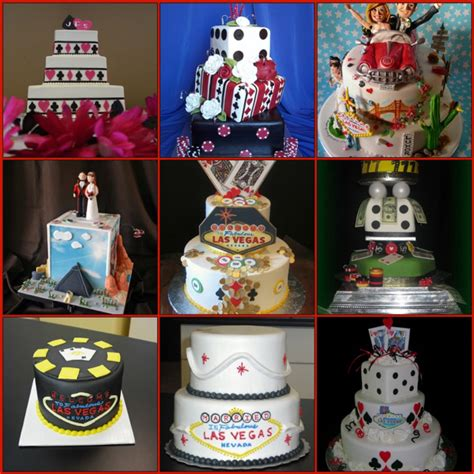 Vegas Themed Wedding Favors by Las Vegas Theme Wedding Cake Wedding Las Vegas Wedding