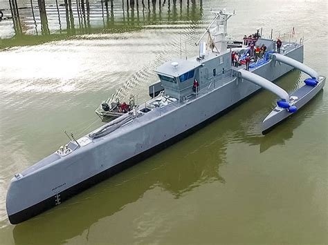 where are sea hunt boats made darpa s 120 million unmanned ship sets sail design