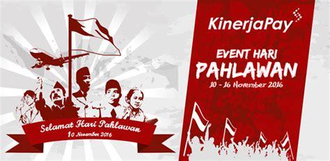 design hari pahlawan guide event hari pahlawan 10 16 november 2016