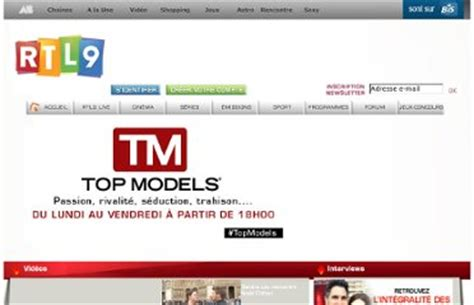 Top Model Rtl9