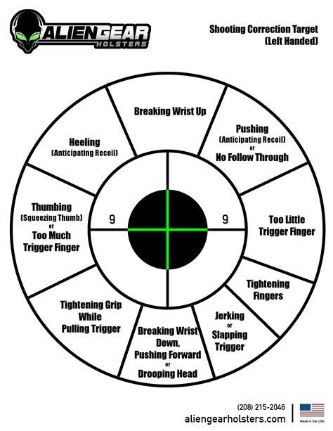 Printable Paper Targets