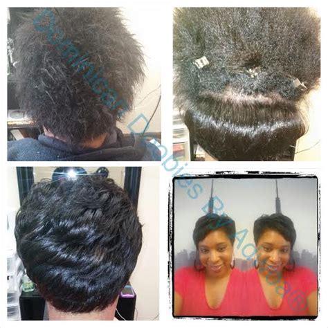 brazilian keratin treatments dominican blowout natural hair salon
