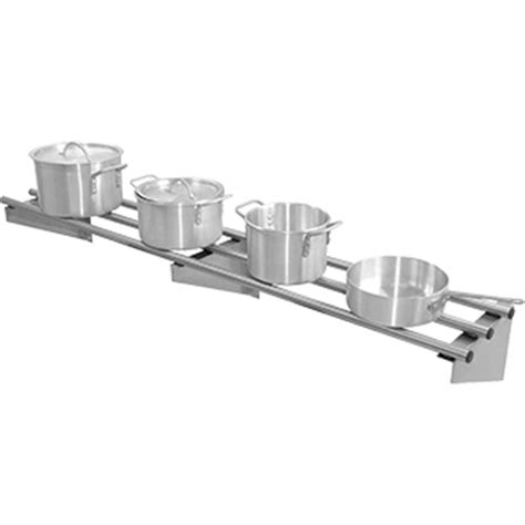 Metal Kitchen Wall Shelf by Vogue Stainless Steel Wall Shelf 225x1500x300mm Kitchen