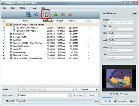 format file ps3 how to convert video files to ps3 psp format