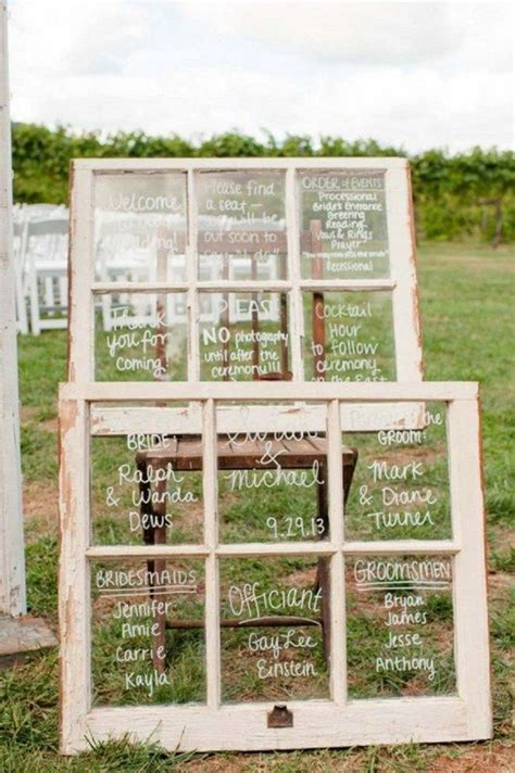 Wedding Window by Best 25 Wedding Window Ideas On Wedding
