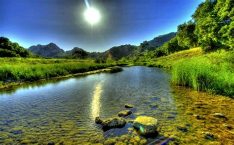 a pleasant view rivers nature background wallpapers on