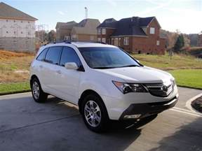 Mpg Acura Mdx Acura Mdx Gas Mileage 10 Tanks And Counting
