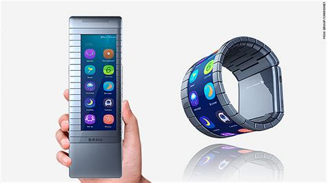 this bendable smartphone comes with a catch